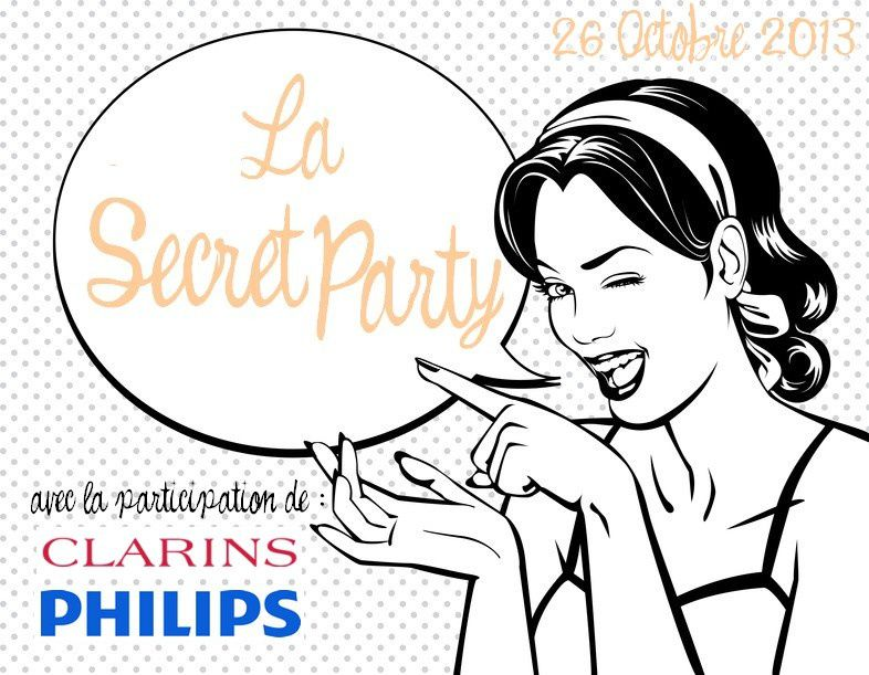 Tout sur la Secret Party de Mlle Gima