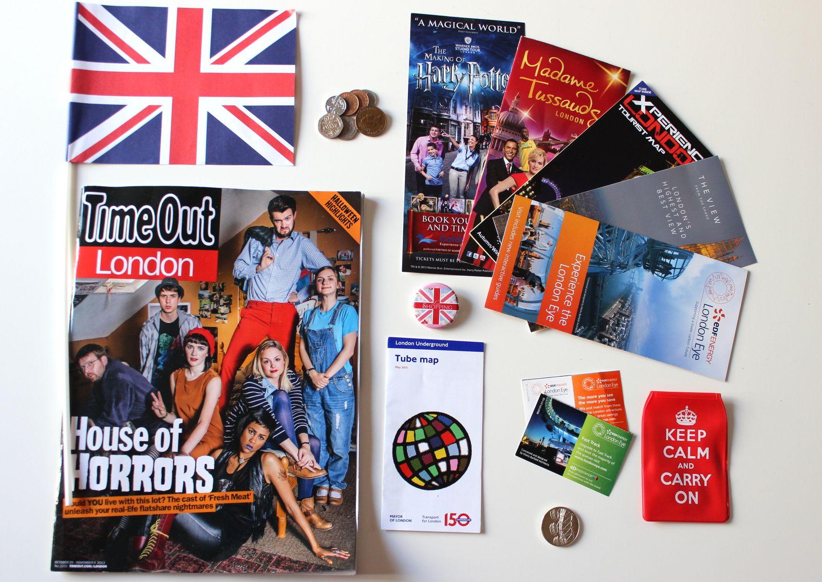 London trip #2