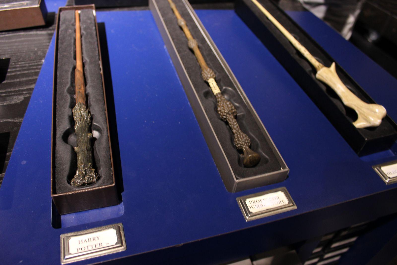 Expecto Patronum , on a visité les studios Harry Potter