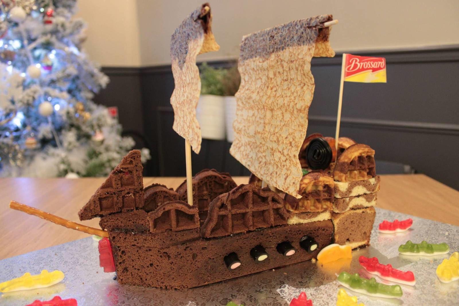 Les incroyables gâteaux par Brossard