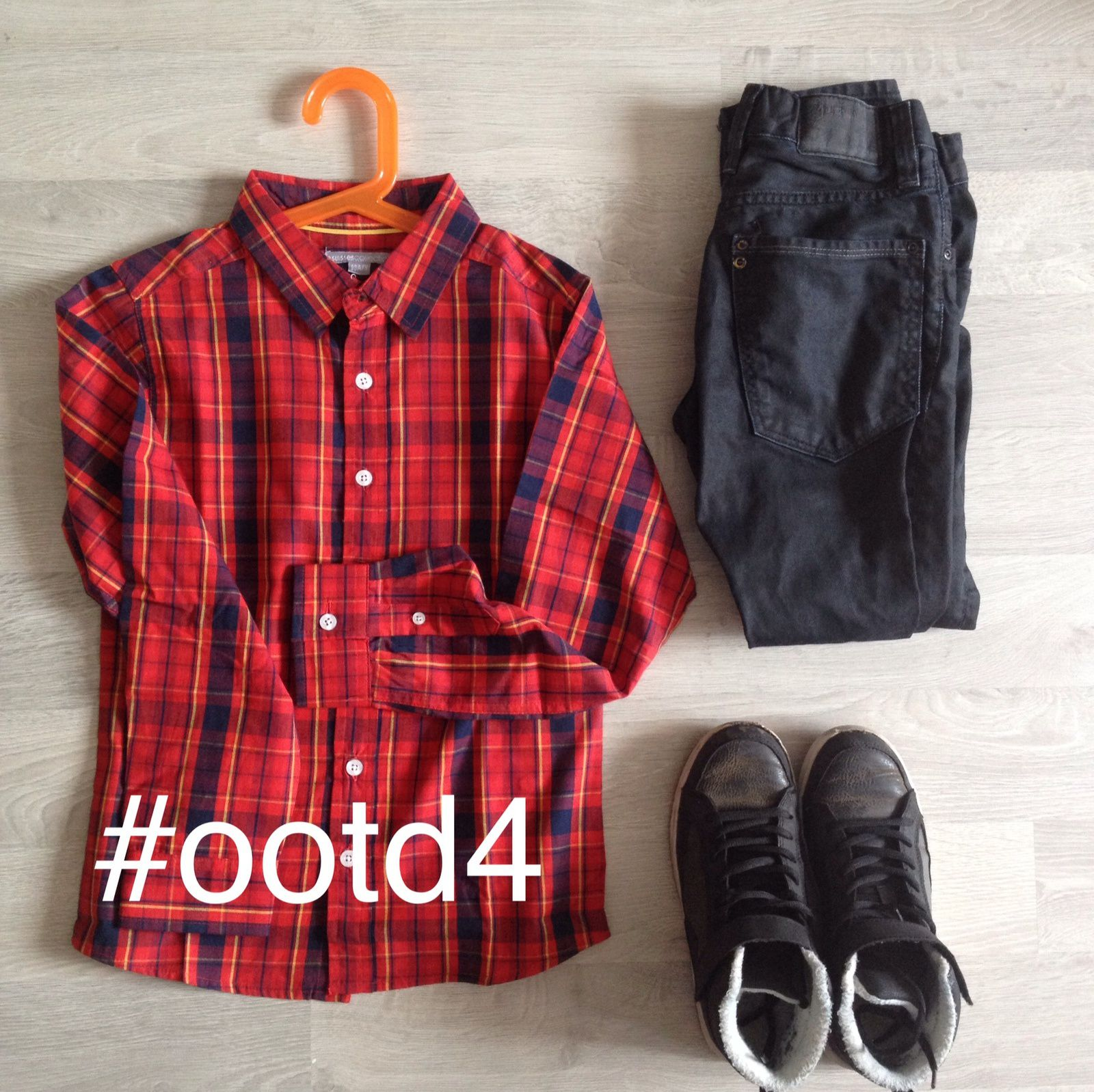 1 jour, 1 tenue version Kidswear