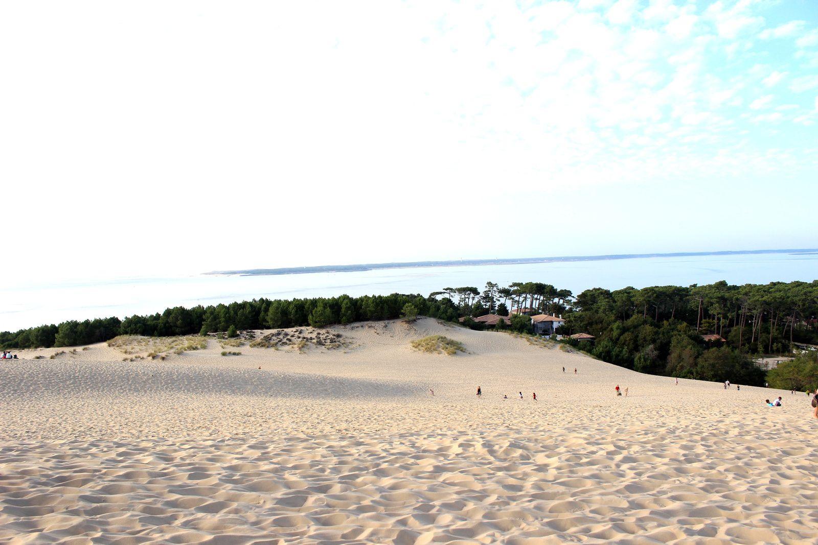 Balade à la dune du Pilat