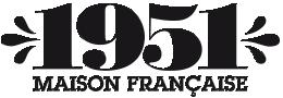 1951 Maison Française offre 2 coffrets édition Noël lors de la tombola