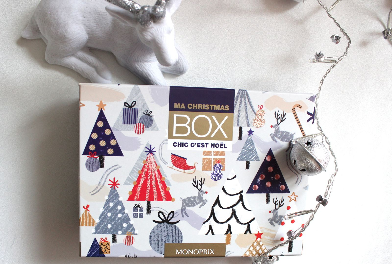 Ma Christmas box by Monoprix