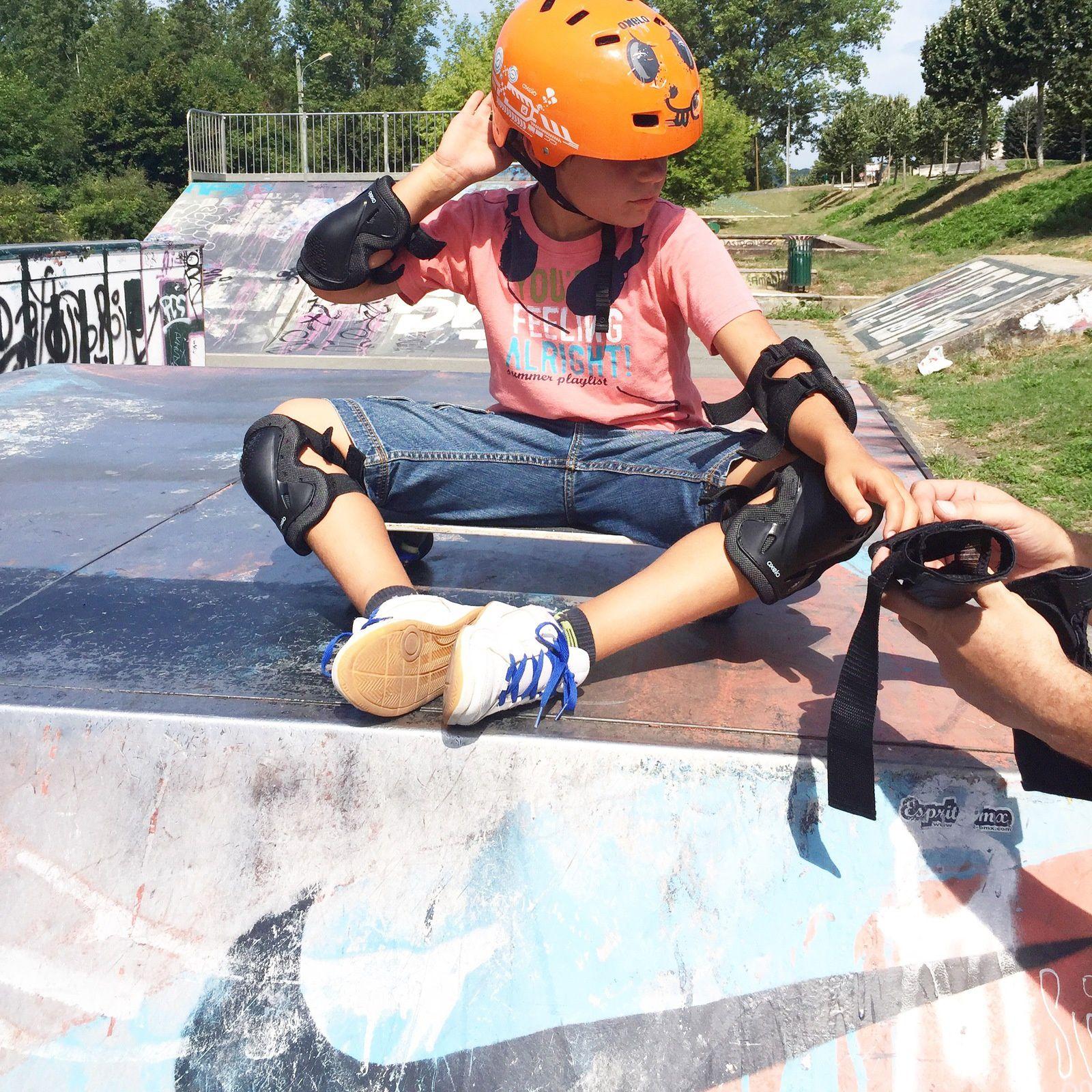 Skatepark de Périgueux, chemin du Rouseau...