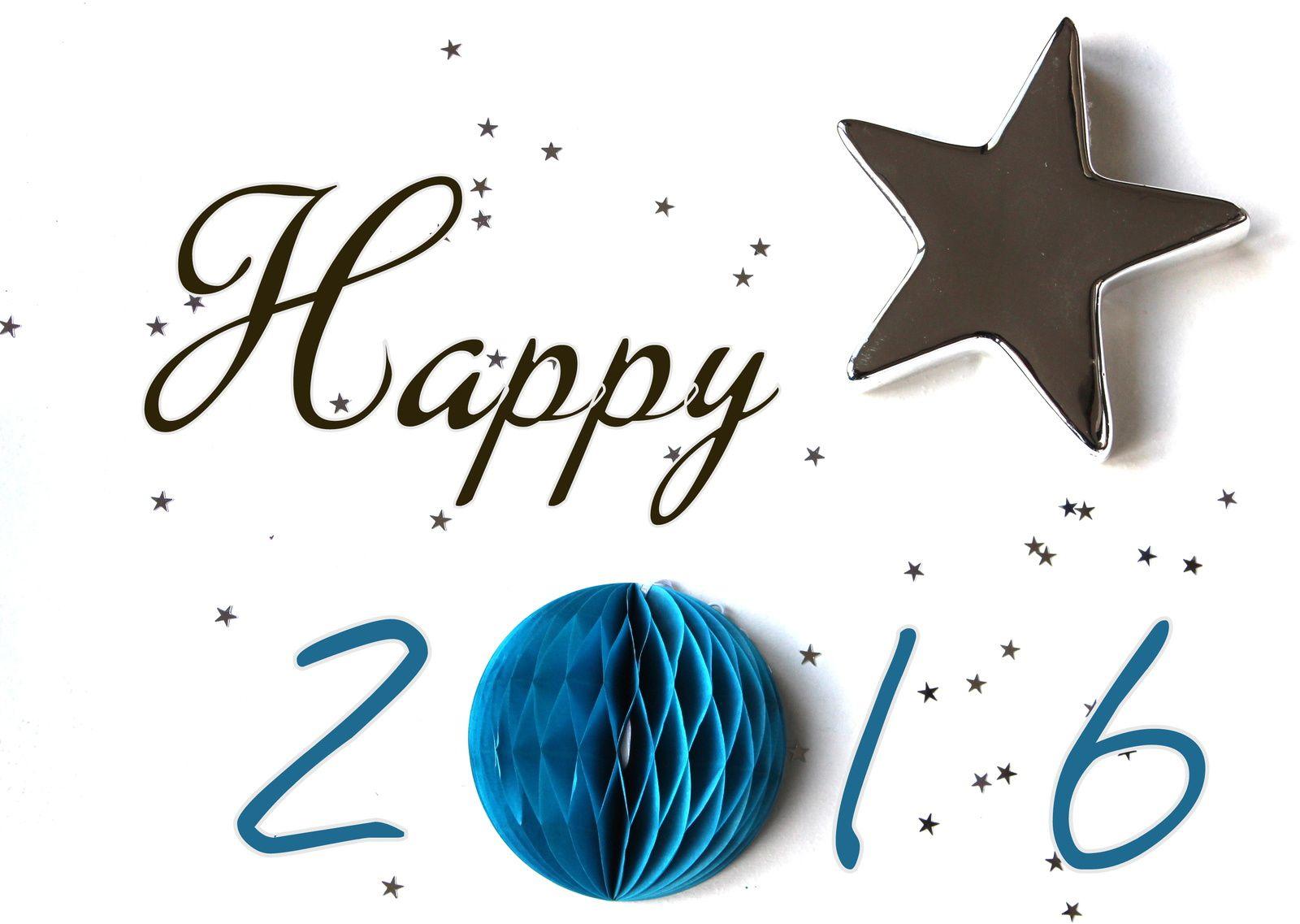 ★ Happy 2016 ★