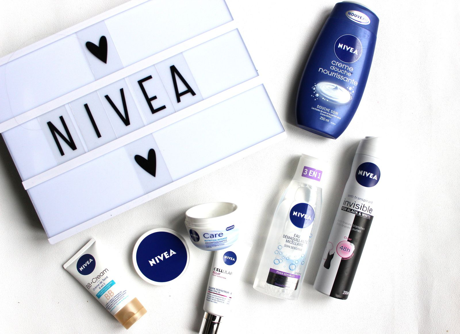 Mon Best-of Nivea ❤