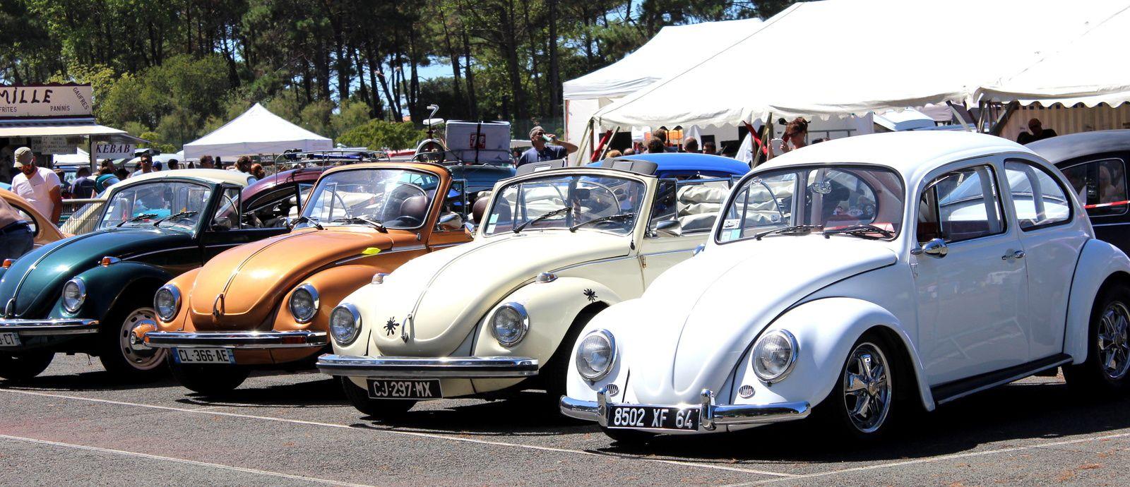 Cox troc de Vieux Boucau (40) : Cox VW