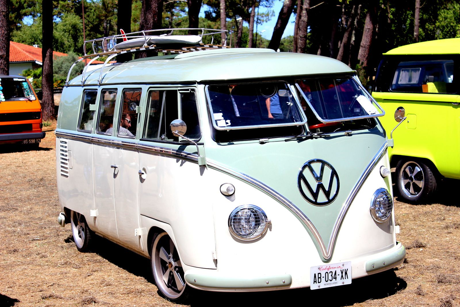 Cox troc de Vieux Boucau : Combi VW
