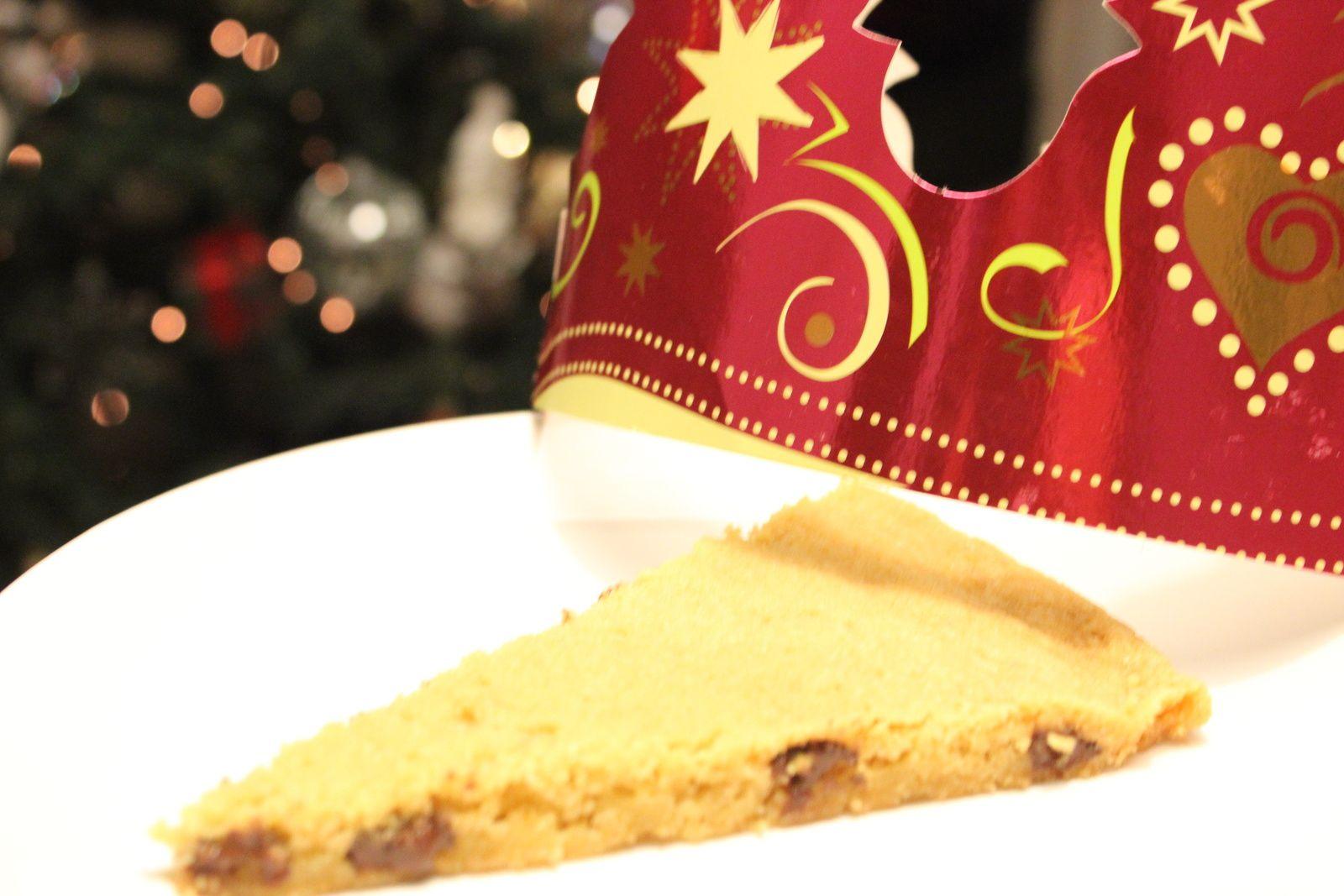 Cette année on fait un cookie des rois