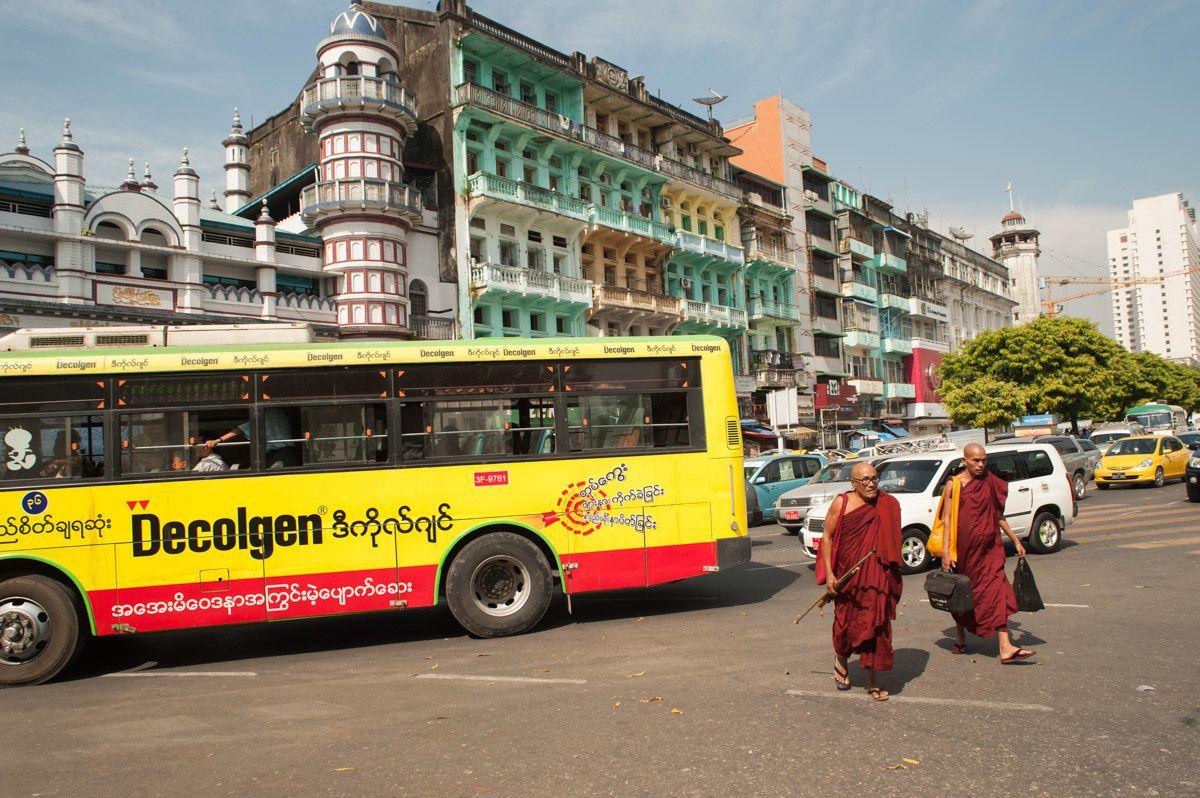 Myanmar - Yangoon