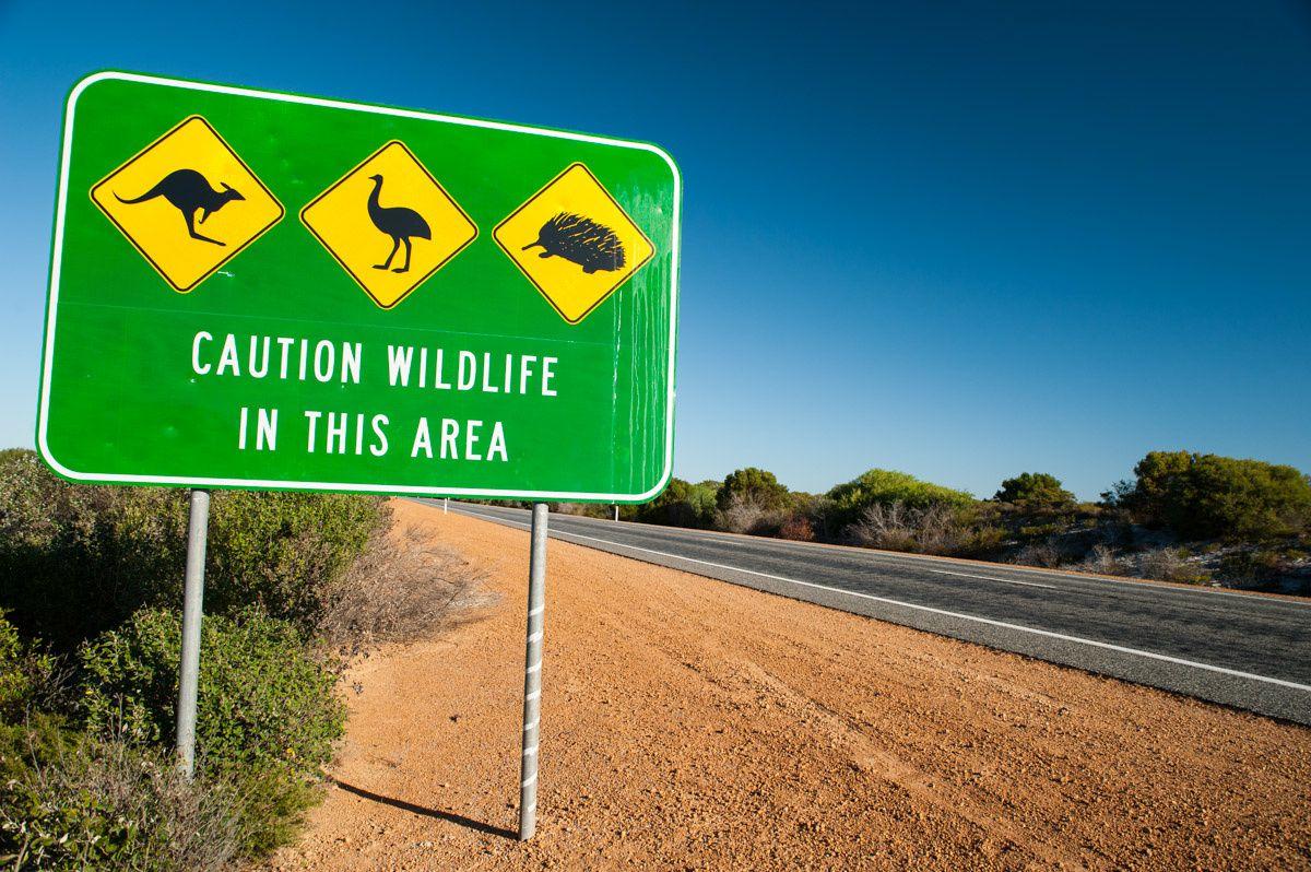 L'Australie à Perth de vue