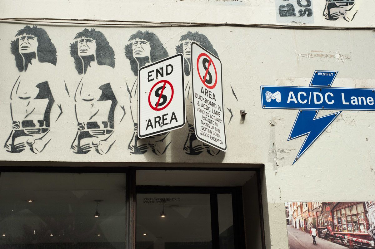 VIctoria, Australia - Take 2 - Melbourne Rues