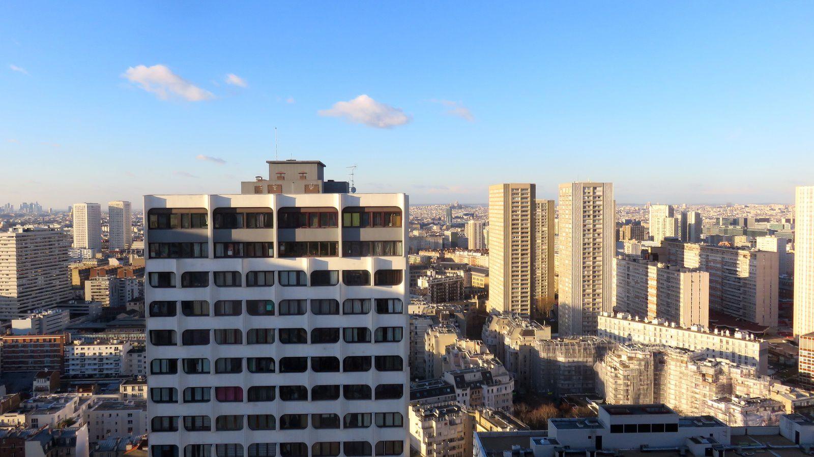 Fenêtres sur Paris