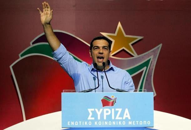 Rendez-vous pour fêter la victoire historique du peuple grec et de Syrisa à 18H devant le consulat grec à Nice – 13 rue Maccarani.