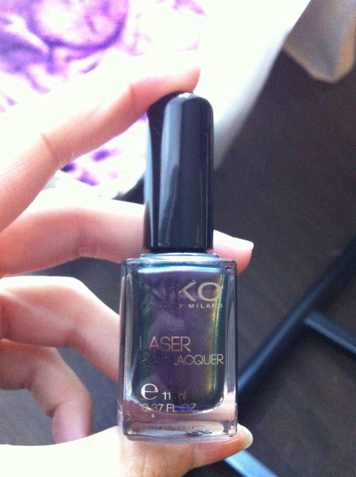 kiko laser 433 X seventeen super shine 539