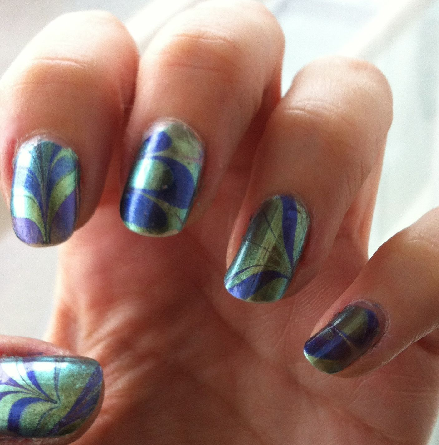 water marble duochrome