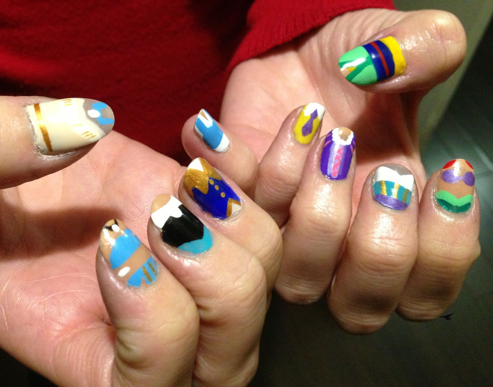 nailstorming disney