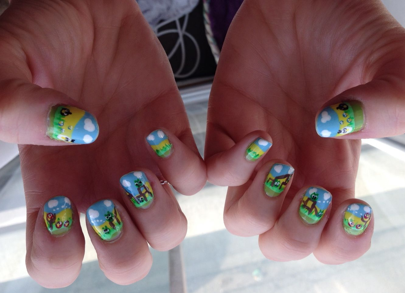 nailstorming jeux video