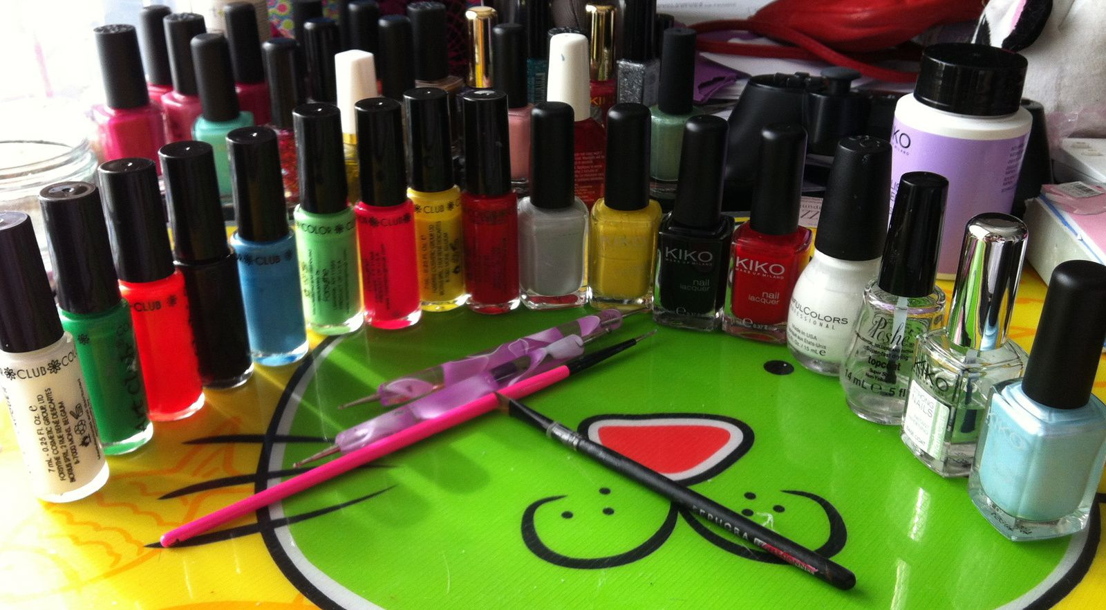 nailstorming geek pride day