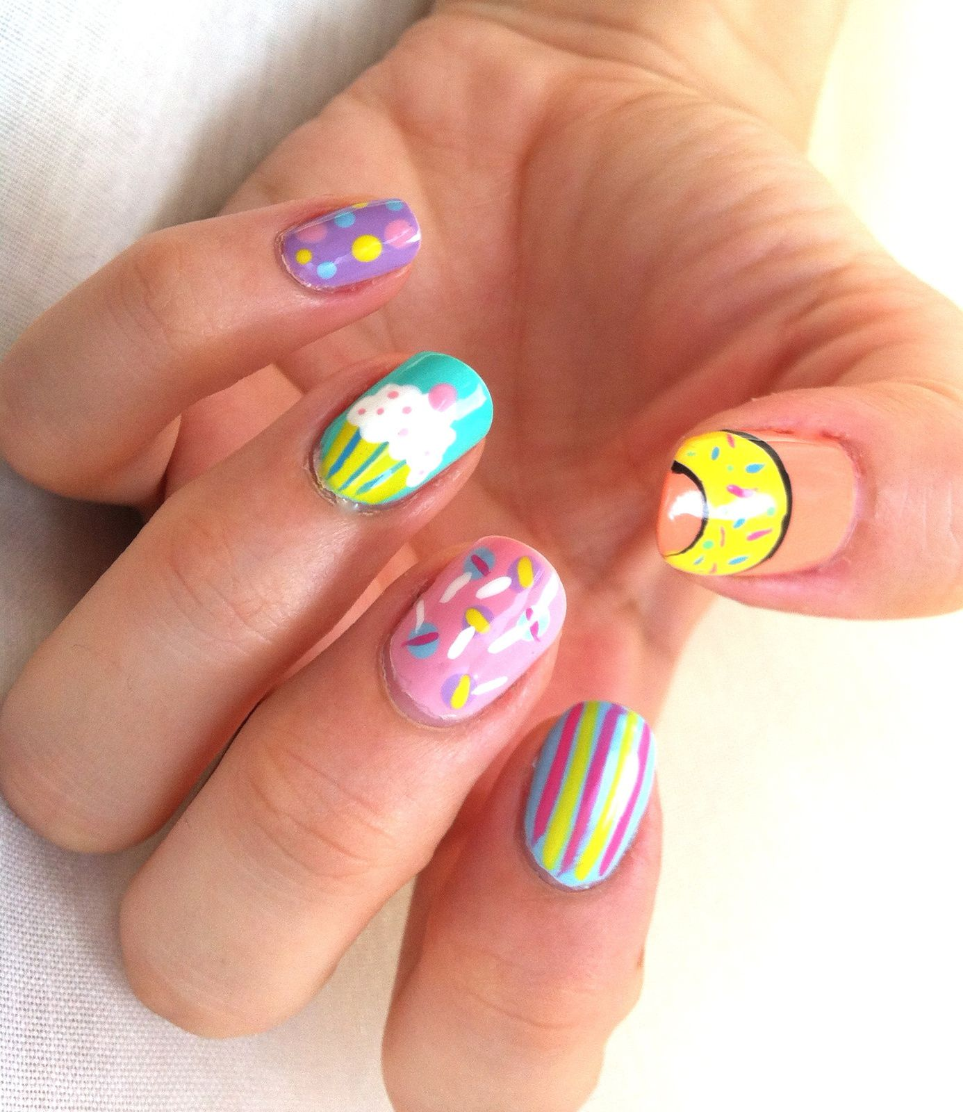 nailstorming cupcake et compagnie