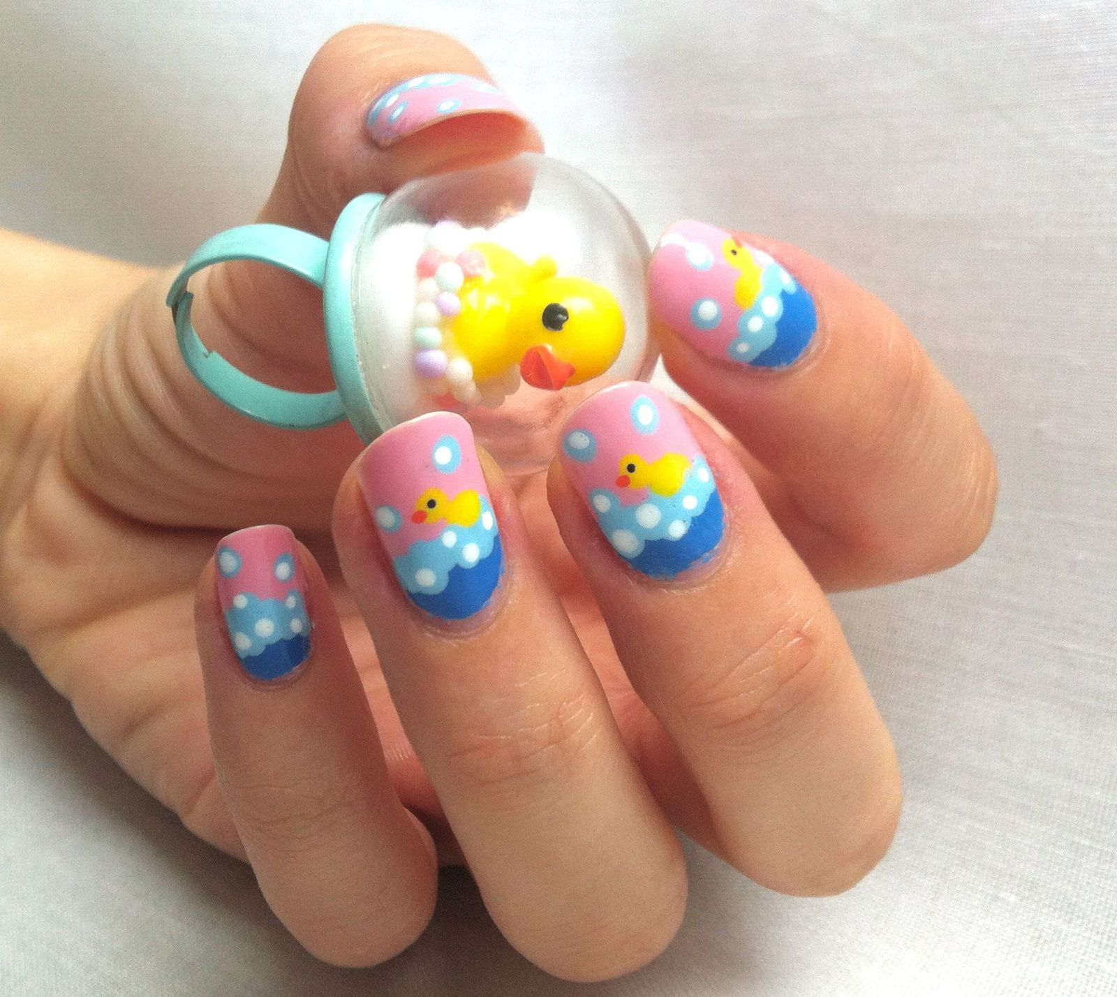 nailstorming bubble