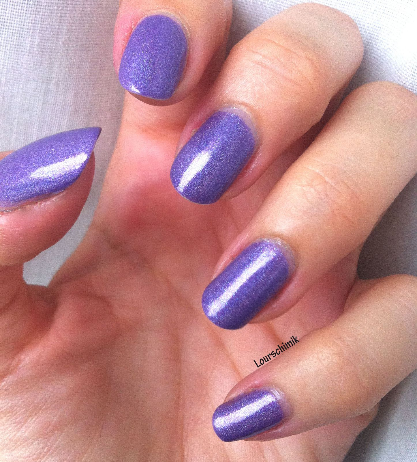le charmant violet de ILNP -Charmingly purple