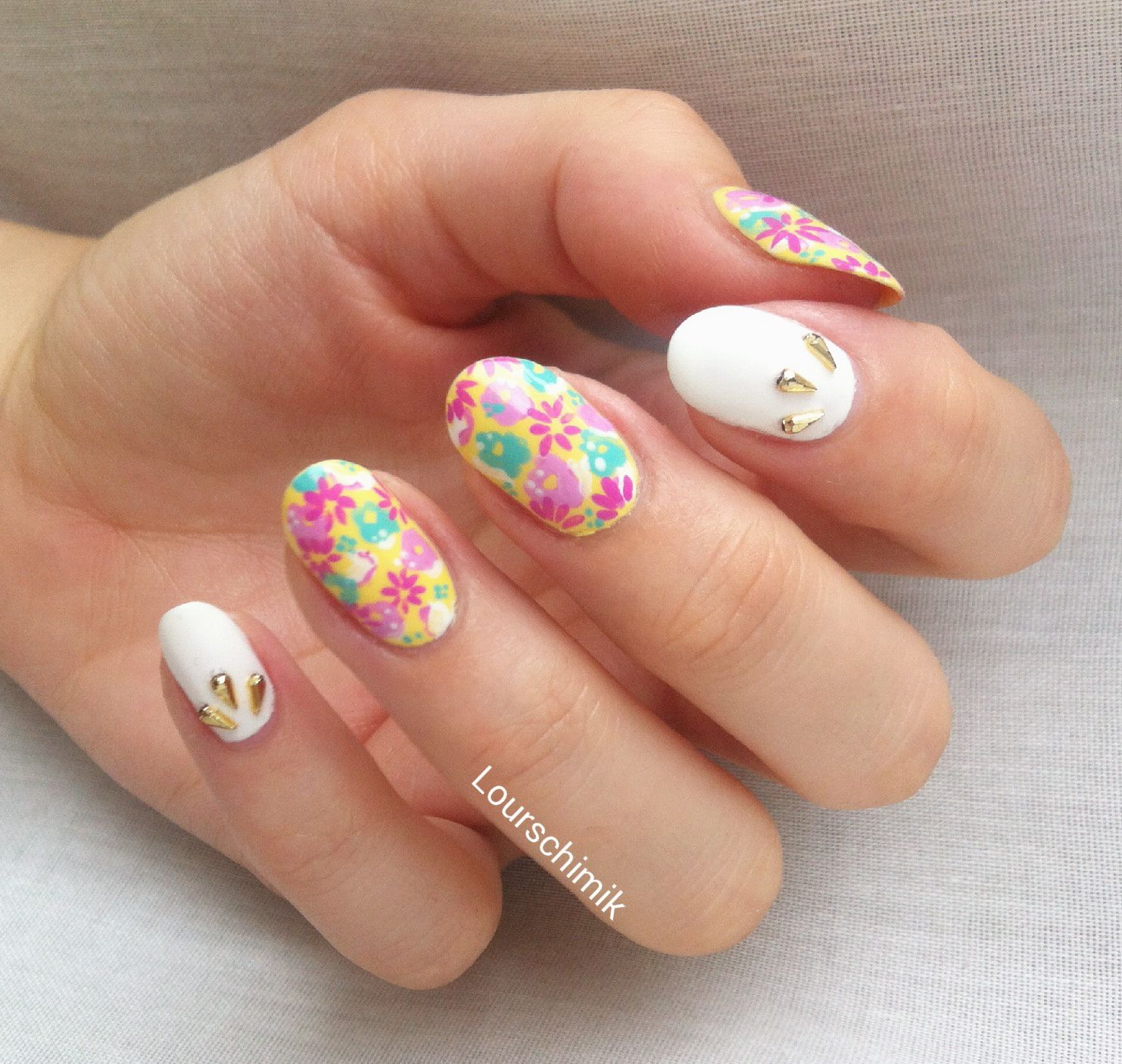 nailstorming mes vetements de printemps