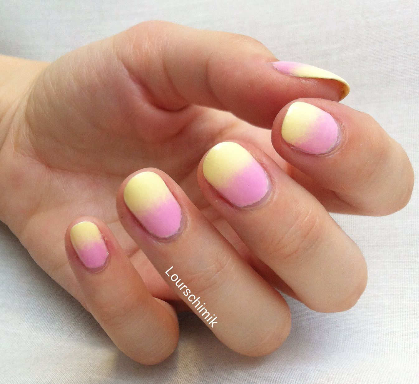 Pastel day for Diamant sur l'ongle