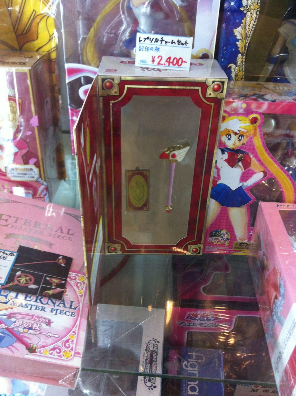 retour du Japon - le nail art pas cher :)