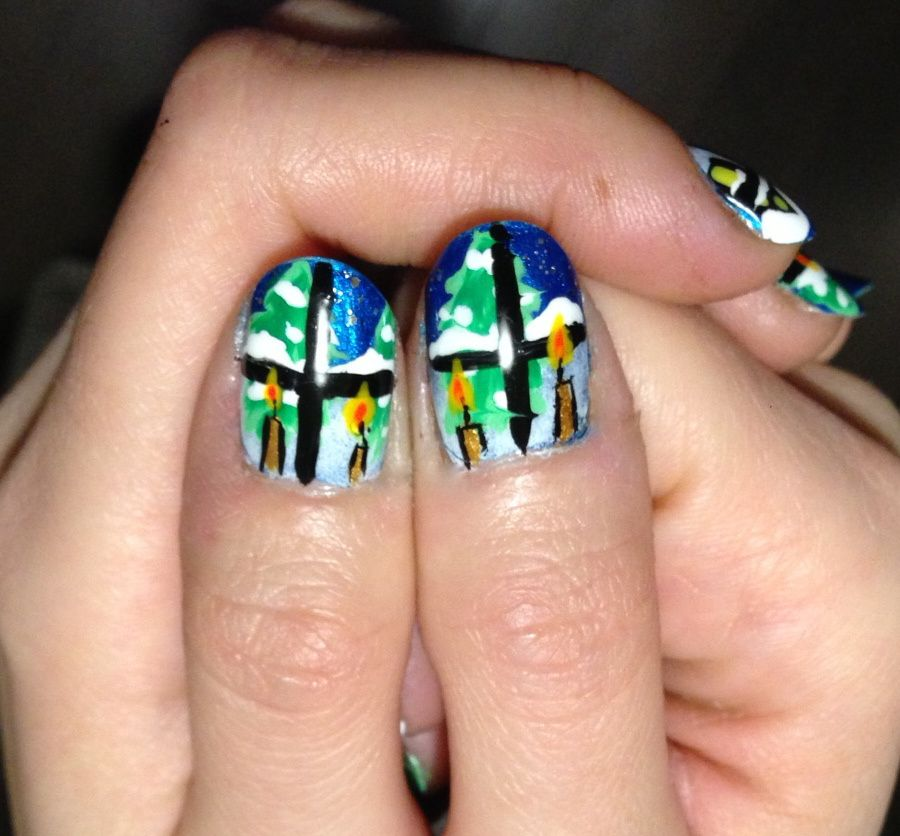 nailstorming merry christmas