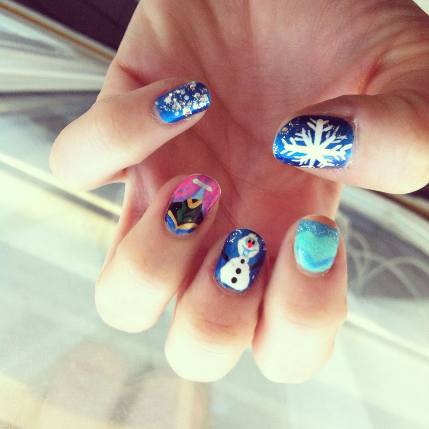 nailstorming ice queen