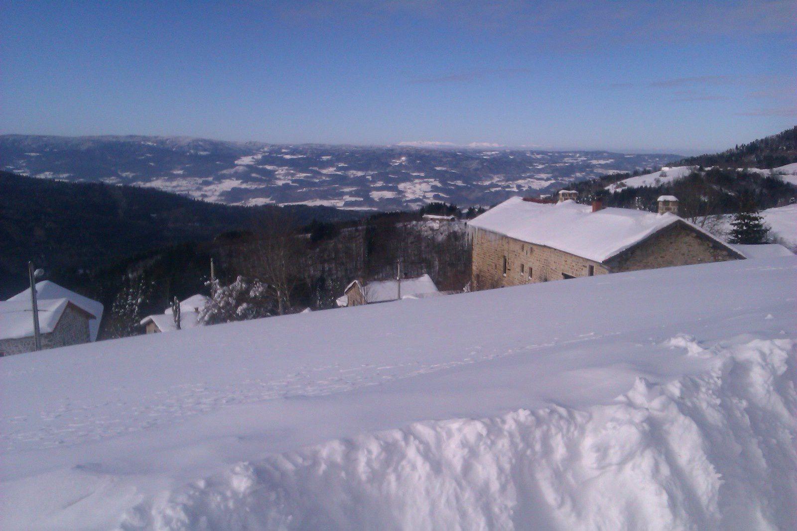 Grande neige