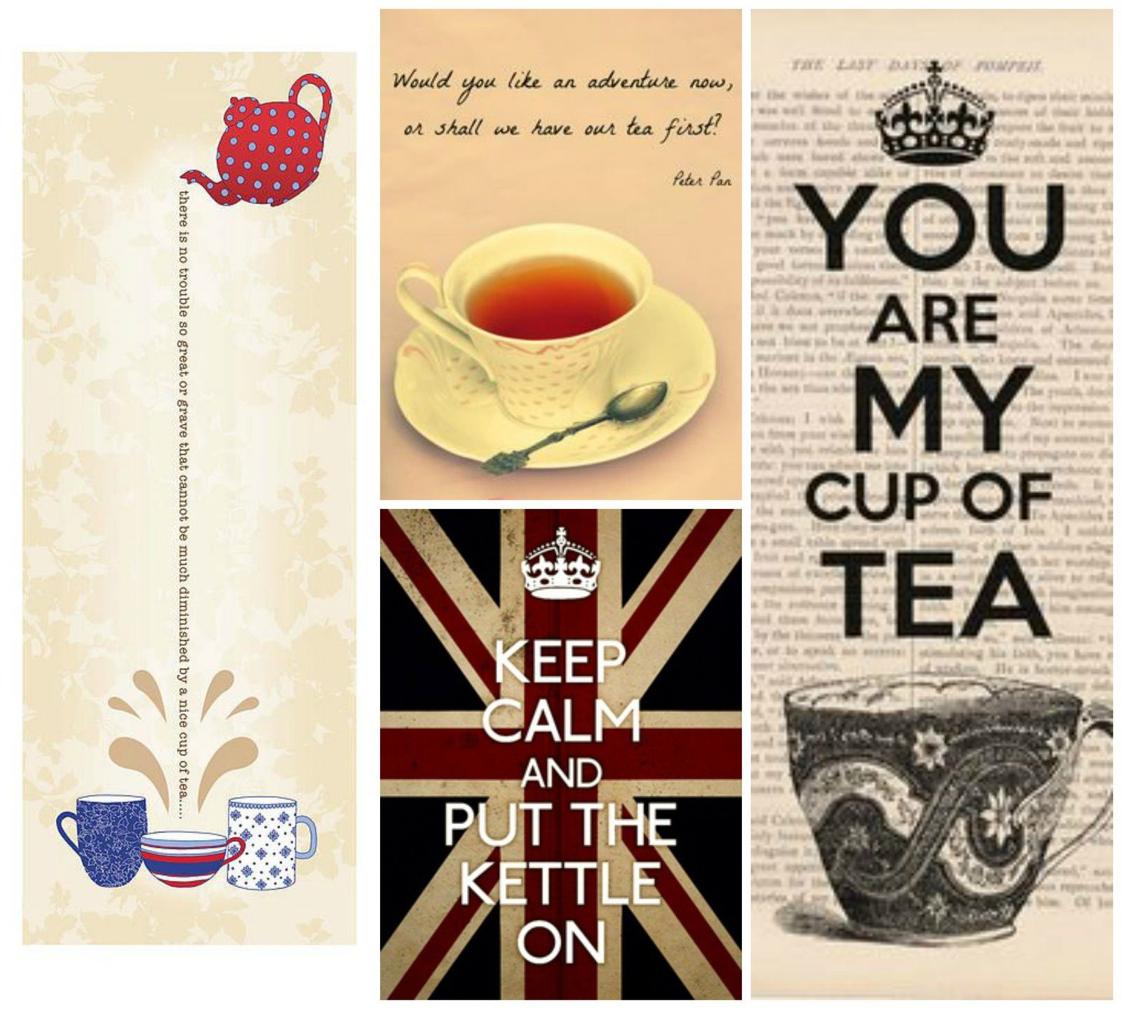 SELECTION PINTEREST #7 (Tea time)