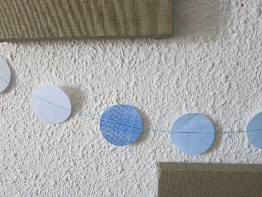 GUIRLANDE #3 et #4 : Pastille en enveloppes de sécurité et papier cadeau