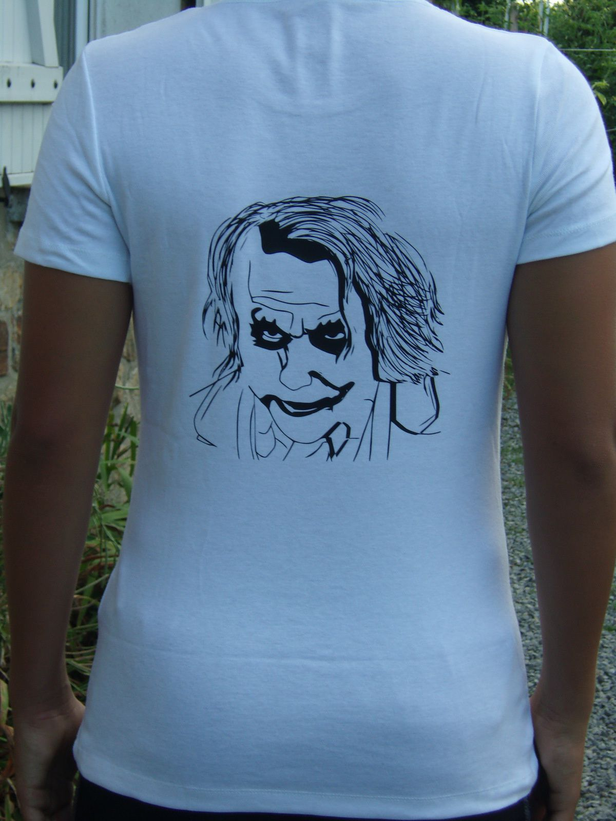 Flocage t shirt personnalis lesdeliresdecalis - Papier flocage tee shirt ...