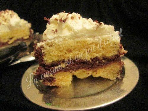 Gâteau au yaourt au micro-onde
