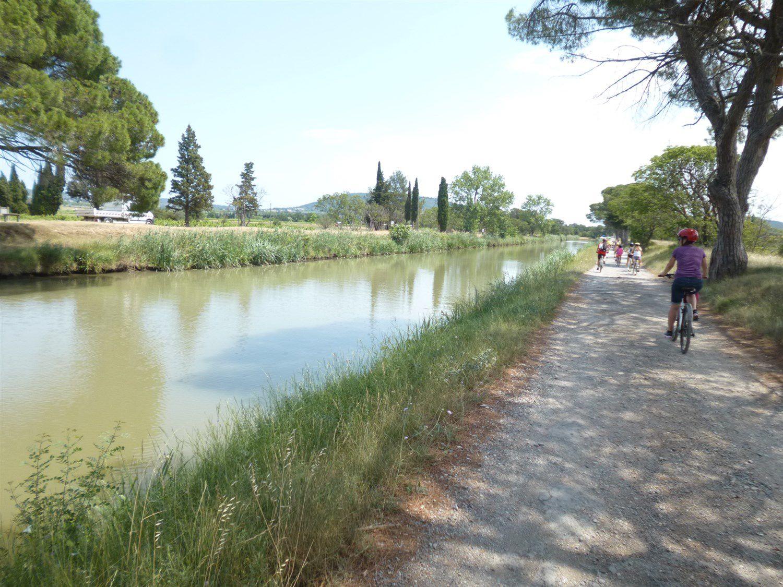 Le Canal du Midi sur l'autre Rive
