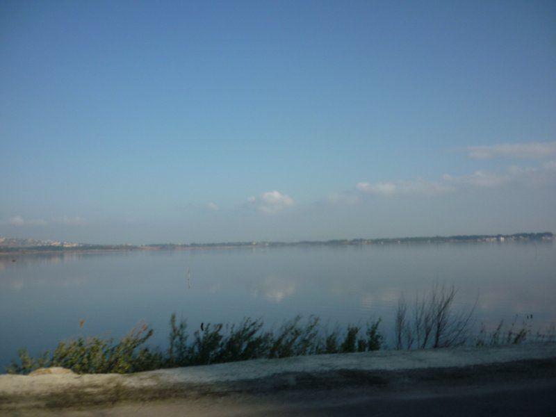 La route des étangs