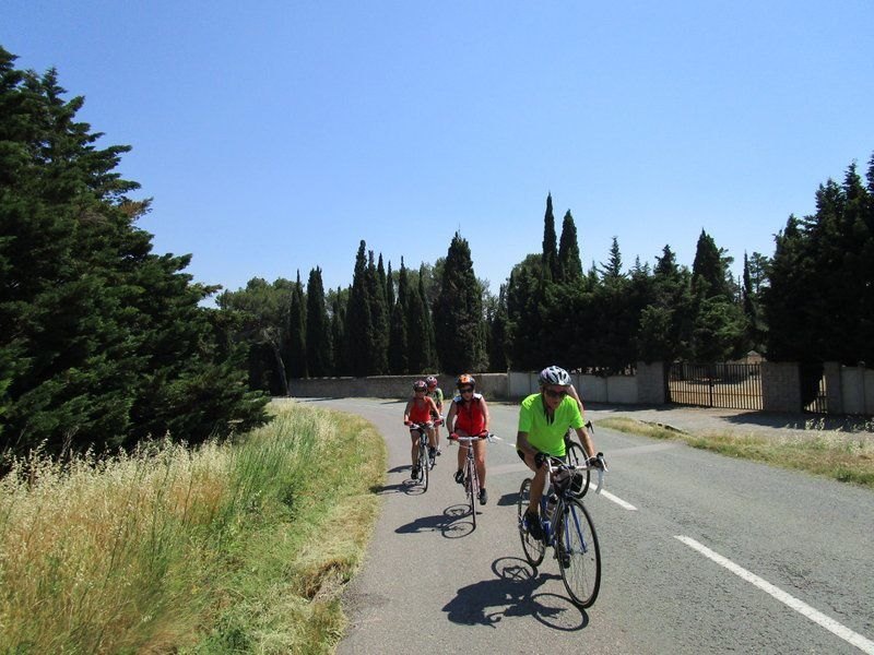 Le plaisir de rouler à vélo