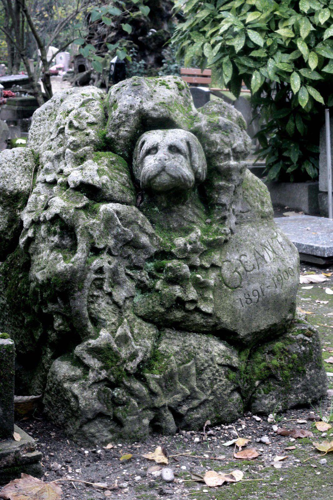 Le Cimetière des chiens d'Anière-sur-Seine