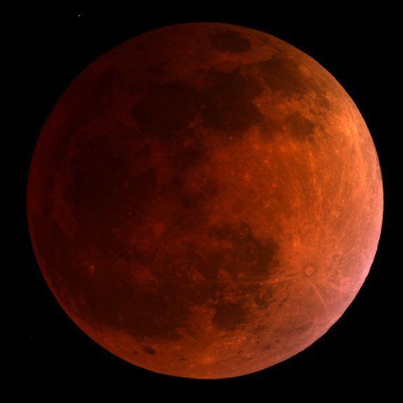 Quand et comment observer l'éclipse lunaire du 8 octobre