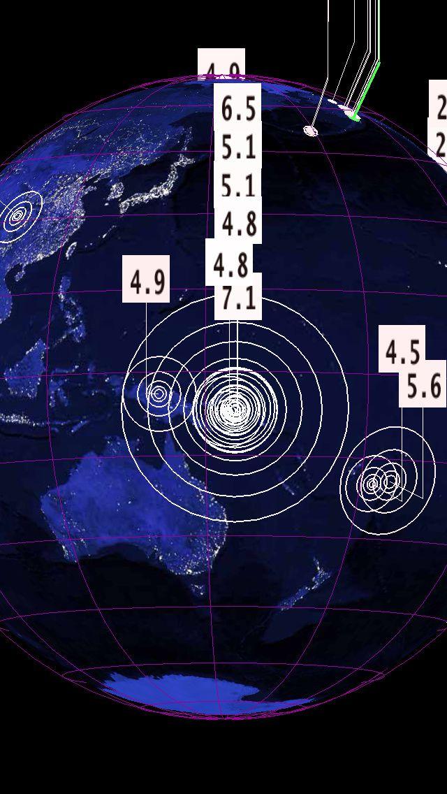 7.1 et 6.5 en Papouasie-Nouvelle-Guinée