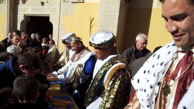 Narbonne : des rois mages taillés comme des rugbymen