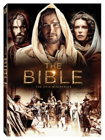 The Bible : Disponible en Blu-Ray