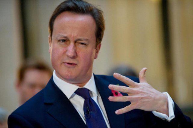 """David Cameron et Jésus  : aucun tabou... """"Je suis fier d'être moi-même chrétien."""""""
