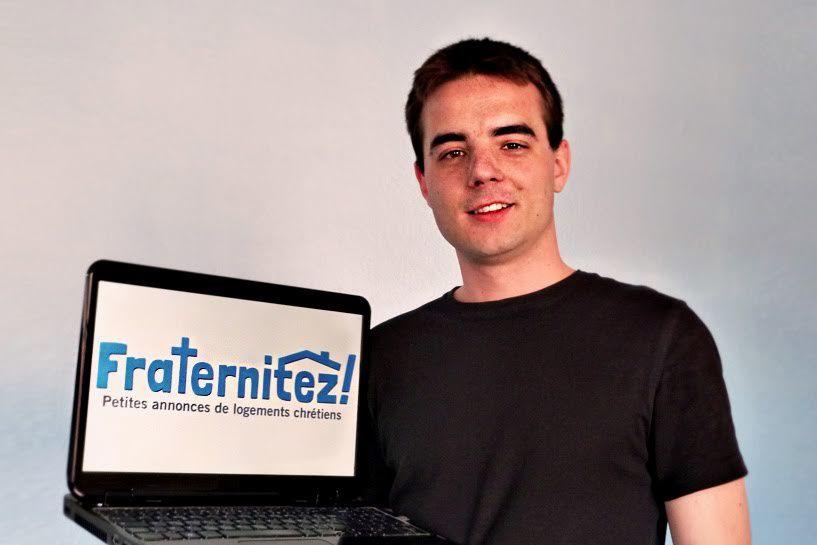 Fraternitez.com : site de petites annonces pour colocations chrétiennes.