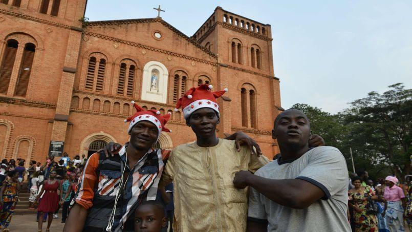 Noel en Syrie et Centrafrique