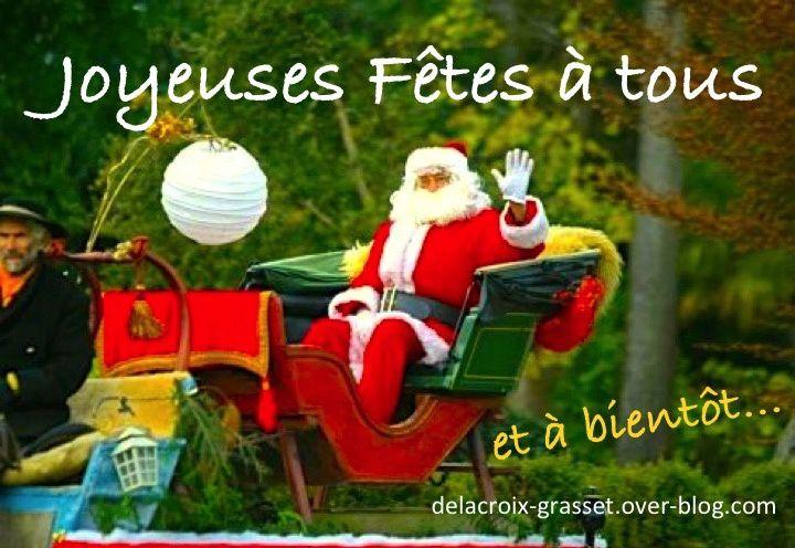 Pour son environnement et pour le plus grand plaisir de tous, le Père Noël a choisi les espaces verts.