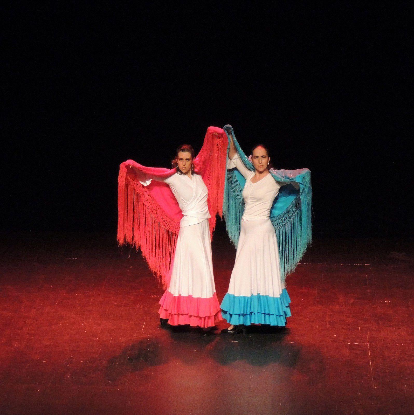 Spectacle Flamenco Le Chemin du Duende à Besançon le 6/12